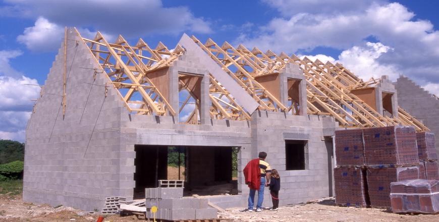 Maison en construction promotion immobiliere contrats for Construction immobiliere